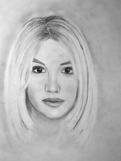 Britney Spears by MilENA